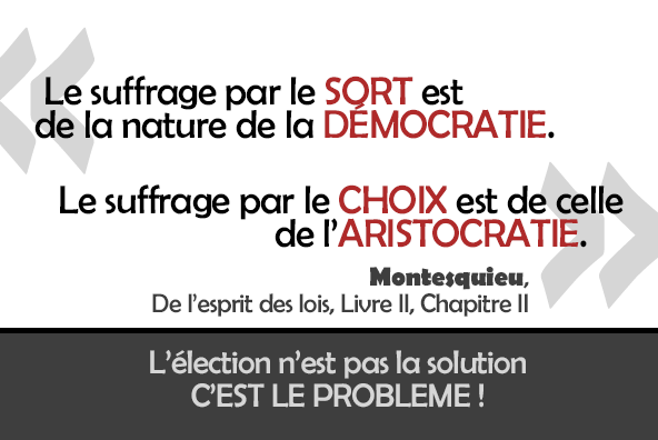 election probleme