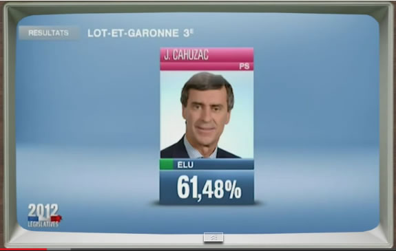 election cahuzac
